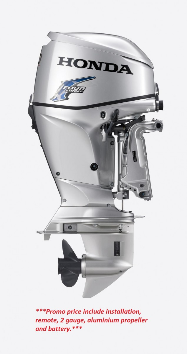 bridge hp honda motors motor yachts ltd outboard